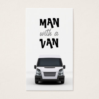 White Van Business Card