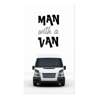 White Van Business Card