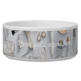 White Vanity Table Bowl