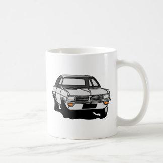 White Vauxhall Viva HC Coffee Mug