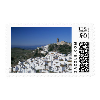 White Village of Casares, Andalusia, Spain 2 Postage