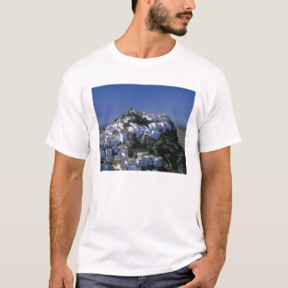 White Village of Casares, Andalusia, Spain T-Shirt