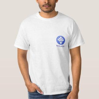 White Vistumbler.net T-Shirt