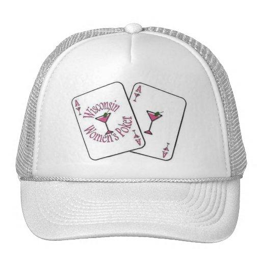 White W.W.P. Trucker Hat