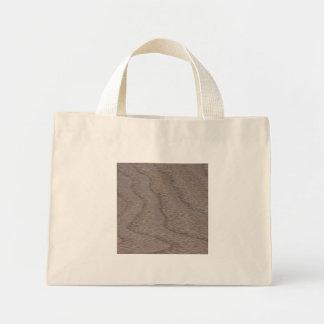 White Walnut Wood Grain Look Bag