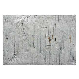 White-Washed Wood Placemat
