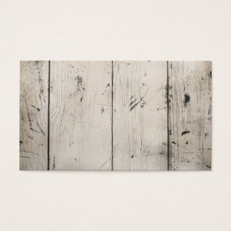 WHITE-WASHED WOOD TEXTURED GRAIN BACKGROUNDS WALLP BUSINESS CARD