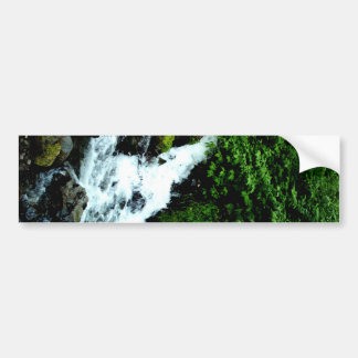 White Water Bumper Stickers