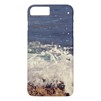 White water foam of crashing waves iPhone 8 plus/7 plus case