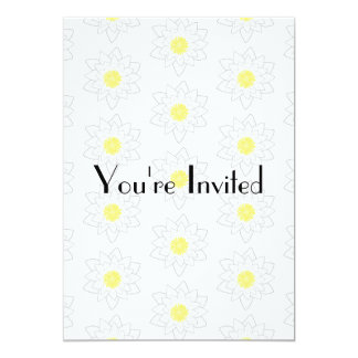 White Water Lilies. Card