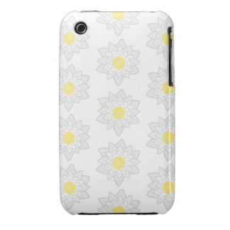White Water Lilies Case-Mate iPhone 3 Cases