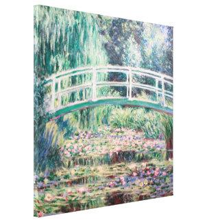 White Water Lilies | Monet Canvas Print