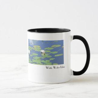 White Water Lilies Mug