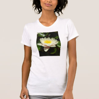White Water Lily Flower Tshirt