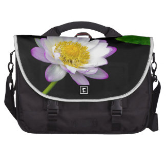 White Water Lily Commuter Bag