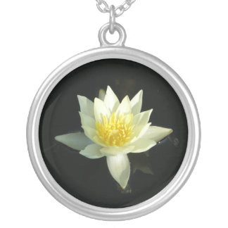 White Water Lily/Lotus Jewelry