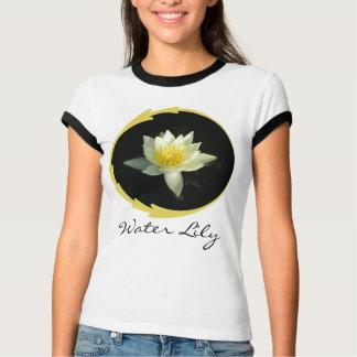 White Water Lily/Lotus Shirt