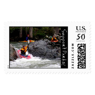 White Water Postage