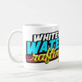 White Water Rafting Coffee Mug