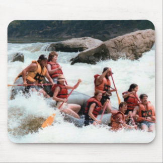 White Water Rafting on the Youghiogheny Mouse Pad