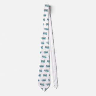 WHITE WATER RAFTING OUTSTANDING PLAYER NECK TIE