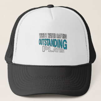 WHITE WATER RAFTING OUTSTANDING PLAYER TRUCKER HAT