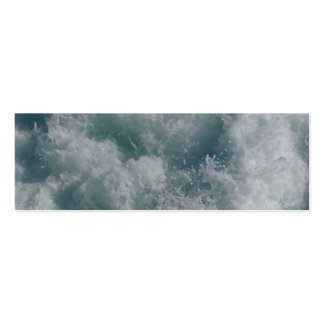 White Water Rapids Photograph Business Cards