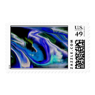 WHITE WATER RAPIDS. STAMPS