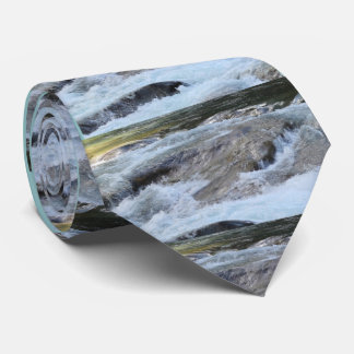 White Water Rapids Tie