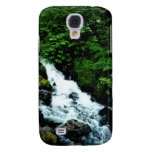 White Water Samsung Galaxy S4 Covers