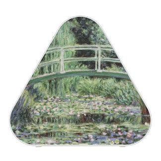 White Waterlilies, 1899 Bluetooth Speaker