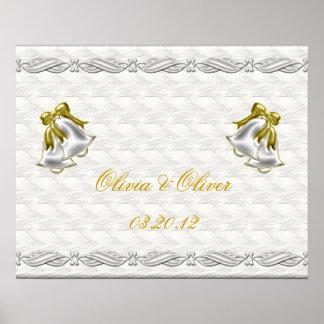 White Wedding Print