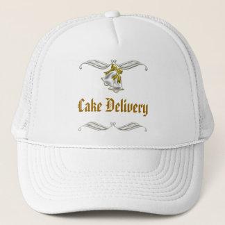 White Wedding Trucker Hat
