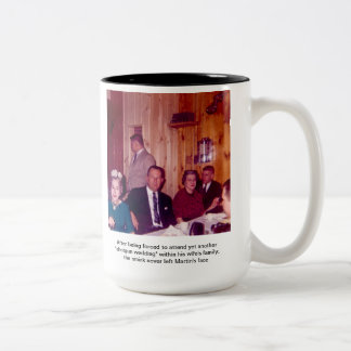 White Wedding? Two-Tone Coffee Mug