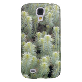White weed 1 galaxy s4 cases