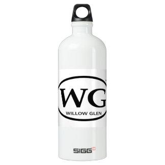 White WG Water Bottle