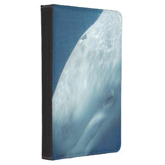 White Whale Kindle Case