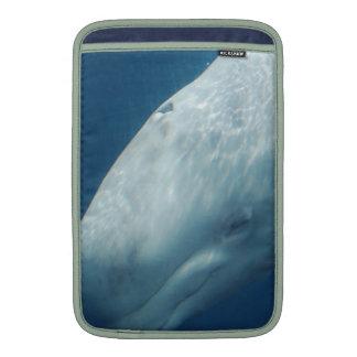 White Whale MacBook Sleeves