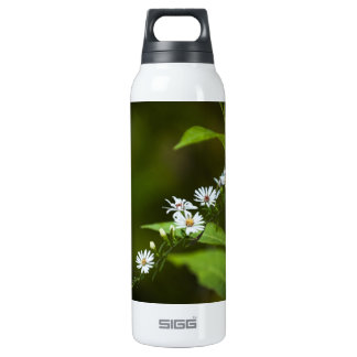 White Wildflower SIGG Thermo 0.5L Insulated Bottle