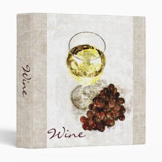 White wine and grape binder