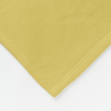White Wine-Colored Fleece Blanket