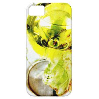 White wine glass case