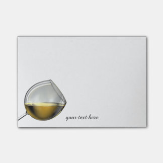 White Wine Glass Notes
