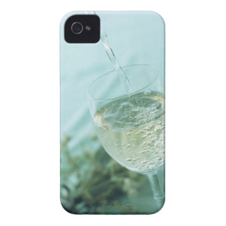 White Wine iPhone 4 Case-Mate Case