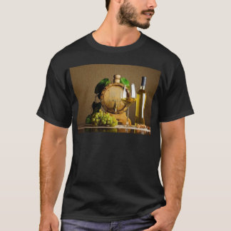 White Wine on the Table T-Shirt