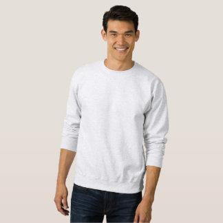 White Wine Photography Crewneck Unisex Gray Sweatshirt