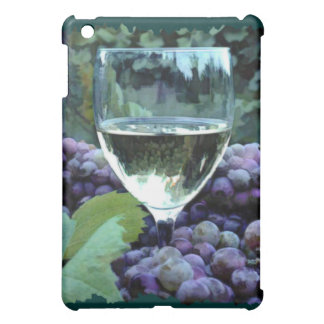 White Wine Reflections iPad Mini Case