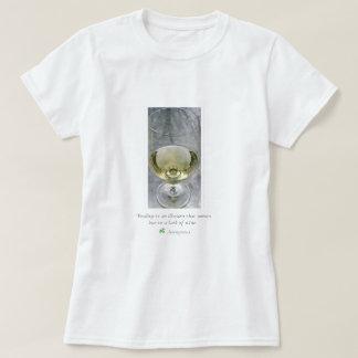 White Wine Tee-Shirt T-Shirt