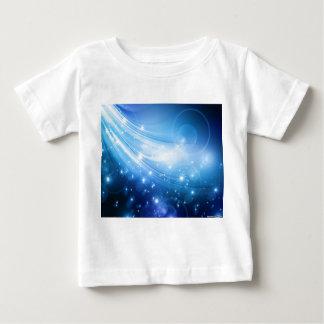 white winter sparkles t-shirt