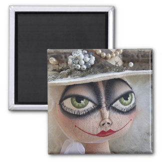 White Witch Magnet